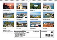 Adriatic Coast Croatia / UK-Version (Wall Calendar 2019 DIN A3 Landscape) - Produktdetailbild 13