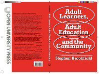 ADULT LEARNERS, ADULT EDUCATION AND THE COMMUNITYAA, BROOKFIELD