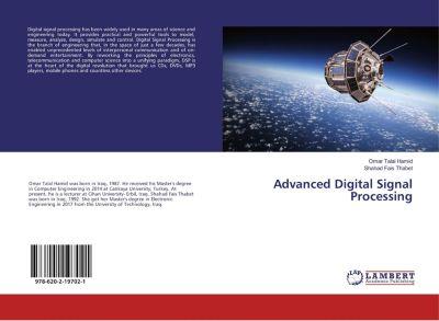 Advanced Digital Signal Processing, Omar Talal Hamid, Shahad Fais Thabet