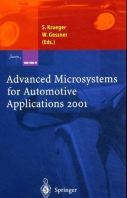 Advanced Microsystems for Automotive Applications 2001