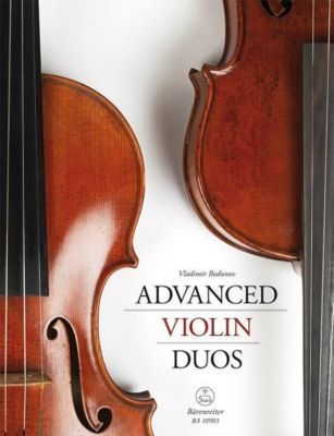 Advanced Violin Duos, Vladimir Bodunov