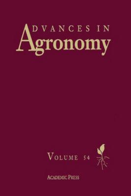 Advances in Agronomy: Advances in Agronomy