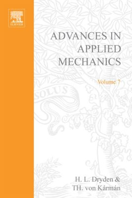 Advances in Applied Mechanics: Advances in Applied Mechanics