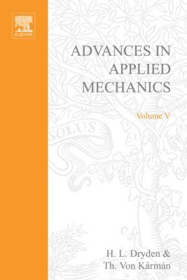 Advances in Applied Mechanics: Advances in Applied Mechanics