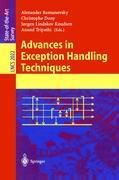 Advances in Exception Handling Techniques