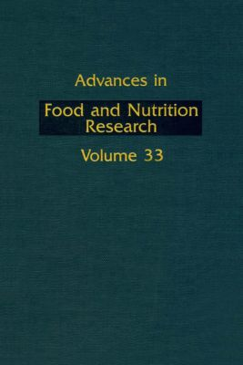 Advances in Food and Nutrition Research: Advances in Food and Nutrition Research