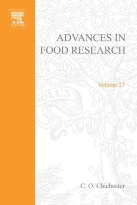 Advances in Food Research: Advances in Food Research