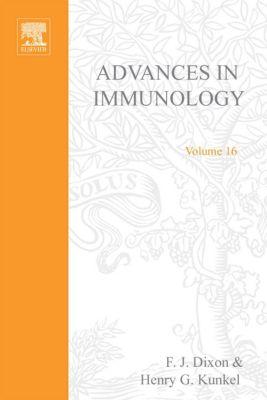 Advances in Immunology: Advances in Immunology
