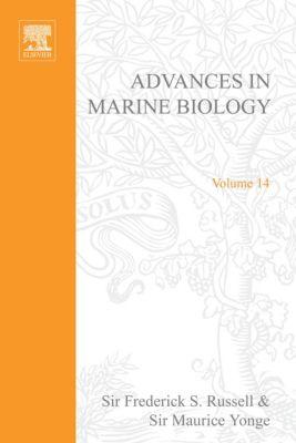 Advances in Marine Biology: Advances in Marine Biology