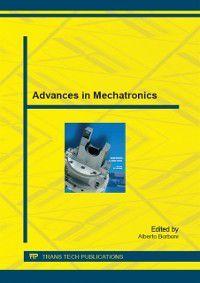 Advances in Mechatronics
