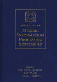 Advances in Neural Information Processing Systems 19