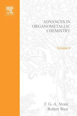 Advances in Organometallic Chemistry: Advances in Organometallic Chemistry