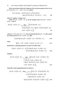 Advances in Statistical Control, Algebraic Systems Theory, and Dynamic Systems Characteristics - Produktdetailbild 2