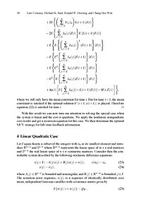 Advances in Statistical Control, Algebraic Systems Theory, and Dynamic Systems Characteristics - Produktdetailbild 6