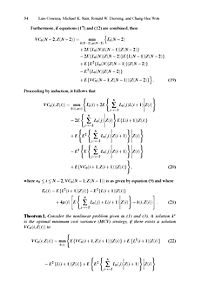 Advances in Statistical Control, Algebraic Systems Theory, and Dynamic Systems Characteristics - Produktdetailbild 4