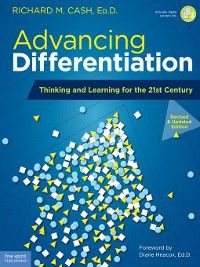Advancing Differentiation, Richard M. Cash