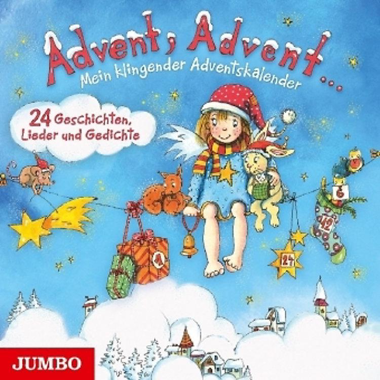 Advent Advent Mein Klingender Adventskalender 1 Audio