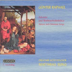 Advents-U.Weihnachtsliedsätze, Matthias Jung