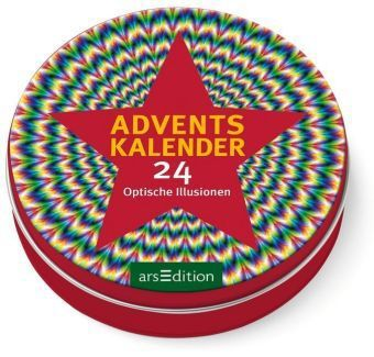 Adventskalender 24 Optische Täuschungen