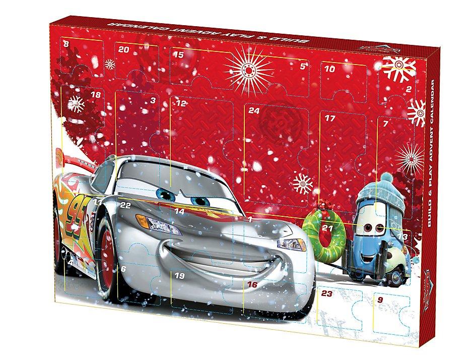 Cars Weihnachtskalender.Adventskalender Cars Kalender Günstig Bei Weltbild De Bestellen