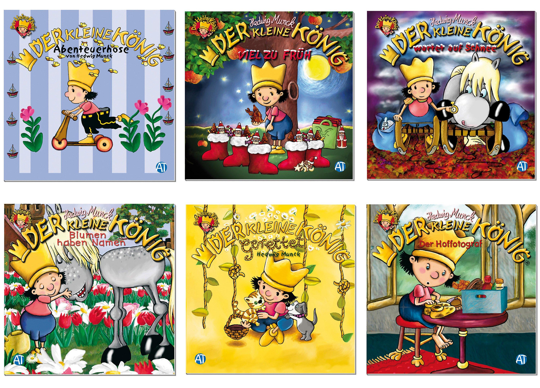 Kleiner Weihnachtskalender.Adventskalender Der Kleine König Buch Portofrei Bei Weltbild De