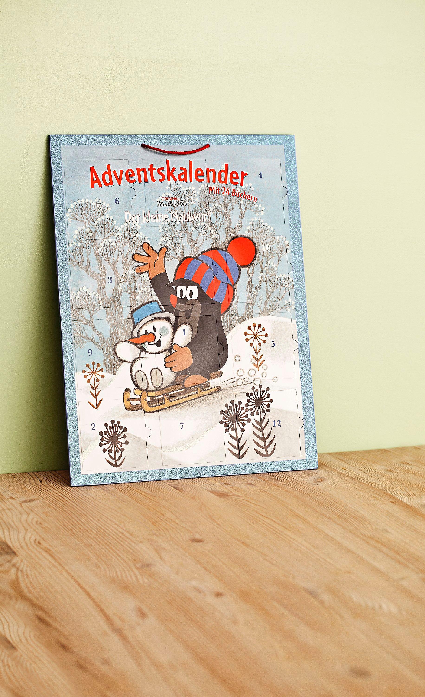 Weihnachtskalender Netto.Adventskalender Der Kleine Maulwurf Kalender Bei Weltbild De