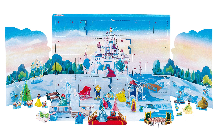 Adventskalender Disney Princess Jetzt Bei Weltbildde Bestellen