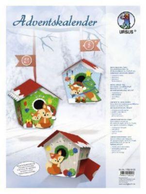 Adventskalender Fuchs, Geschenkboxen, URSUS®