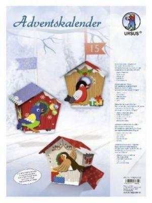 Adventskalender Vögelchen, Geschenkboxen, URSUS®