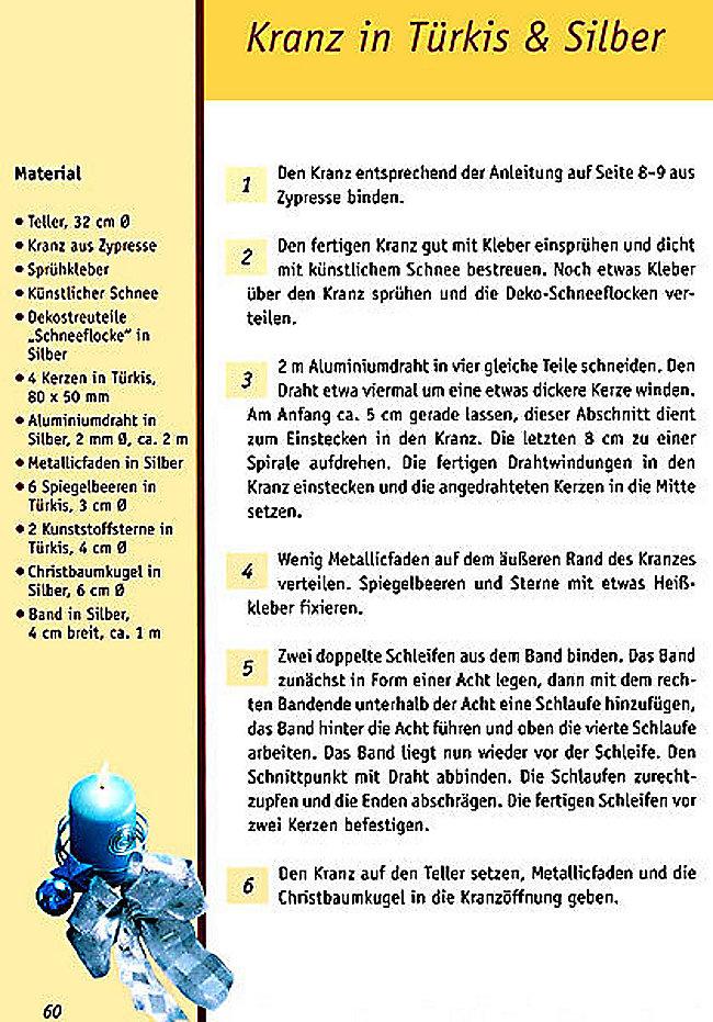 Adventskränze Und Gestecke Selber Machen Buch Weltbildat