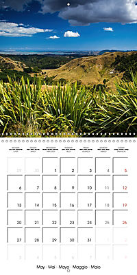 Adventure in Paradise - New Zealand's North Island (Wall Calendar 2019 300 × 300 mm Square) - Produktdetailbild 5