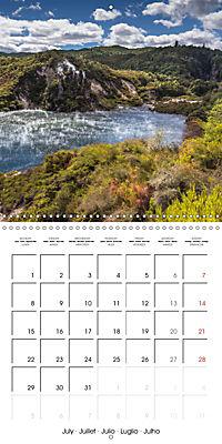 Adventure in Paradise - New Zealand's North Island (Wall Calendar 2019 300 × 300 mm Square) - Produktdetailbild 7