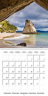 Adventure in Paradise - New Zealand's North Island (Wall Calendar 2019 300 × 300 mm Square) - Produktdetailbild 11