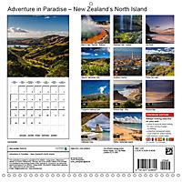 Adventure in Paradise - New Zealand's North Island (Wall Calendar 2019 300 × 300 mm Square) - Produktdetailbild 13