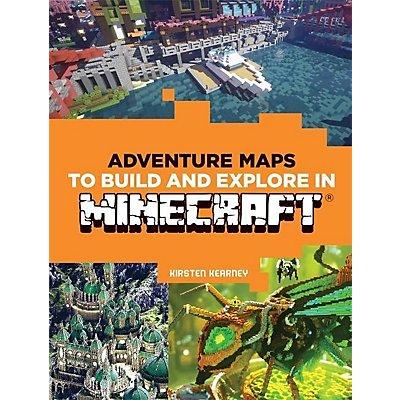 Adventure Maps to Build in Minecraft Buch versandkostenfrei ...