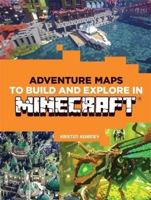 Adventure Maps to Build in Minecraft Buch portofrei - Weltbild.de