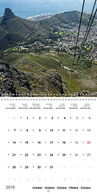 Adventure South Africa 2019 (Wall Calendar 2019 300 × 300 mm Square) - Produktdetailbild 10