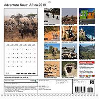 Adventure South Africa 2019 (Wall Calendar 2019 300 × 300 mm Square) - Produktdetailbild 13