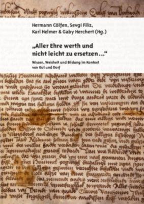 """AEET. Arbeitsstelle Edition und Editionstechnik: """"Aller Ehre werth und nicht leicht zu ersetzen ..."""