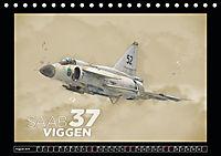 Aero Action Art - Luftfahrt Kunst (Tischkalender 2019 DIN A5 quer) - Produktdetailbild 8