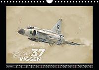 Aero Action Art - Luftfahrt Kunst (Wandkalender 2019 DIN A4 quer) - Produktdetailbild 8