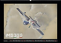 Aero Action Art - Luftfahrt Kunst (Wandkalender 2019 DIN A2 quer) - Produktdetailbild 4