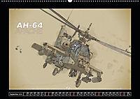 Aero Action Art - Luftfahrt Kunst (Wandkalender 2019 DIN A2 quer) - Produktdetailbild 2