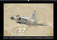 Aero Action Art - Luftfahrt Kunst (Wandkalender 2019 DIN A2 quer) - Produktdetailbild 10