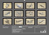 Aero Action Art - Luftfahrt Kunst (Wandkalender 2019 DIN A2 quer) - Produktdetailbild 8