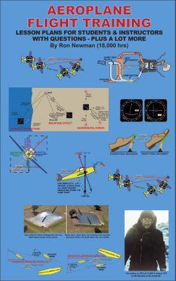 Aeroplane Flight Training, Ron Newman