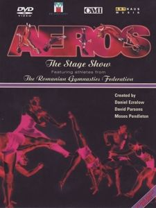 Aeros-The Stage Show, Romanian Gymnastics Federation