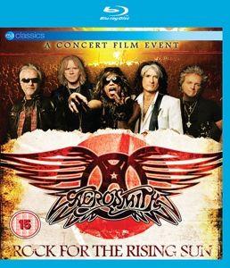 Aerosmith - Rock for the Rising Sun, Aerosmith