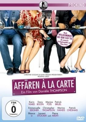 Affären à la Carte, Christopher Thompson, Danièle Thompson