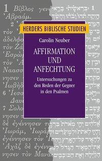 Affirmation und Anfechtung - Carolin Neuber pdf epub